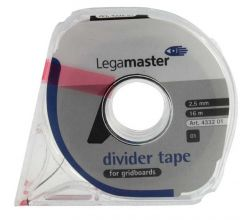 Whiteboard Self Adhesive Gridding Tape