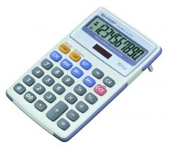Sharp Semi-Desktop Calculator 10-digit EL334FB