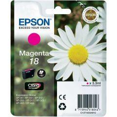T180340 Epson Inkjet Cartridge Refill Ink Magenta T1803