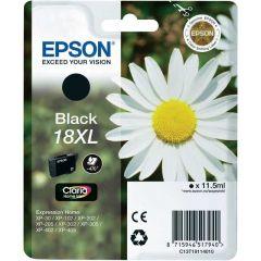 T62520Epson 18XL Inkjet Cartridge Refill Ink Black