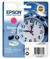 Epson WF3620 Alarm Clock Inkjet Cartridge Magenta