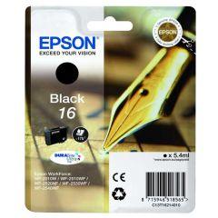Epson 16 Inkjet Cartridge Refill Ink Black