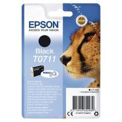 T0711 Epson Inkjet Cartridge Refill Ink Black