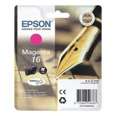 T162340 Epson 16 Inkjet Cartridge Refill Ink Magenta