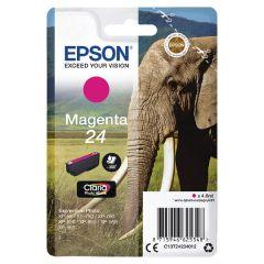 Epson XP750/850 Elephant 24 Inkjet Cartridge Magenta C13T24234010
