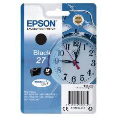 Epson WF3620 Alarm Clock Standard Yield Inkjet Cartridge Black C13T27014010