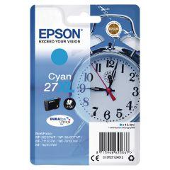 Epson WF3620 Alarm Clock High Yield Inkjet Cartridge Cyan C13T27124010