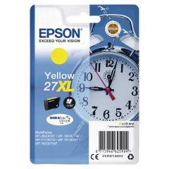 Epson 27XL Yellow High Yield Inkjet Cartridge