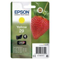 Epson 29 Yellow Inkjet Cartridge T2984