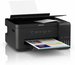 Epson Inkjet Printer ET-2710 Cartridge-free printing