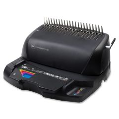 GBC CombBind C210E Comb Binding Machine