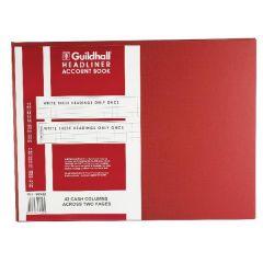 Guildhall 68/42 Headliner Book 1449