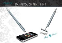 Stamp and Smart Pen