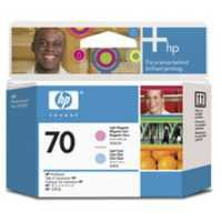 HP 70 Print Head Light Cyan Light Magenta C9405A