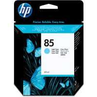 HP 85 Inkjet Cartridge 69ml Light Cyan C9428A