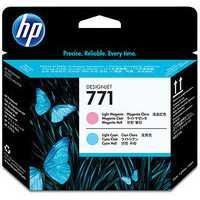HP 771 Design Jet Print Head Light Magenta/Light Cyan CE019A