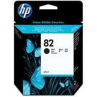 HP 82 Inkjet Cartridge 69ml Black CH565A
