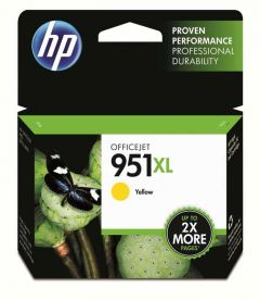 HP Inkjet Cartridge Refill Ink Yellow CN048AE No. 951XL