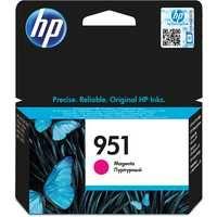 HP 951 Original Inkjet Cartridge Magenta CN051AE Pk1 CN051AE
