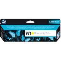 HP 971 Officejet Ink Cartridge Yellow CN624AE