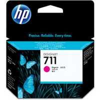 HP 711 Magenta Ink Cartridge 80ml CZ131A