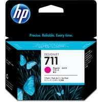HP 711 Inkjet Cartridge 3-Pk CZ135A