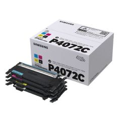 Samsung CLT-P4072C CYMK Toner Cartridges (Pack of 4) SU382A