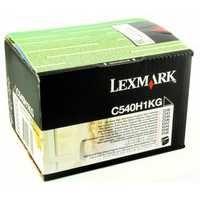 Lexmark High Yield Return Programme Toner Black C540H1KG