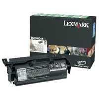 Lexmark Return Programme High Yield Toner Black T650H04E