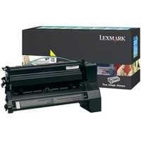Lexmark C780/C782/X782E Return Programme High Yield Toner Cartridge Yellow C780H1YG