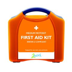 Motokit Vehicle First Aid Box Medium