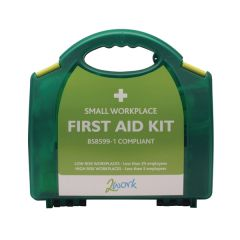 BSI Compliant First Aid Kit Small