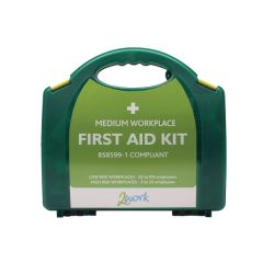 BSI Compliant First Aid Kit Medium