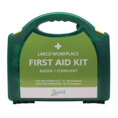 BSI Compliant First Aid Kit Large