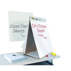 Post-it Super Sticky Table Top Easel Pad/Dry Erase Board
