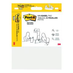 Post-It Super Sticky Mini Meeting Chart 381mm x 457mm White
