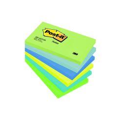 Post-it Notes 76 x 127mm Dream Colours (6 Pack) 655MT