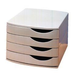 Jalema 4 Drawer Desktop Set A6862-541