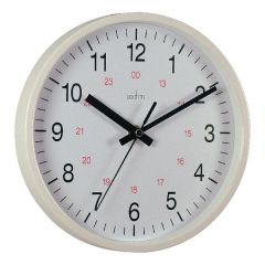 Acctim Metro 24 Hour Wall Clock 355mm
