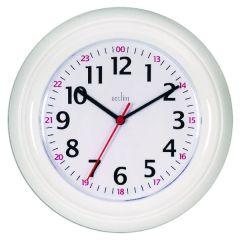 Acctim Wexham 24 Hour  Wall Clock