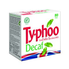 Typhoo Decaf Teabags (80 Pack)