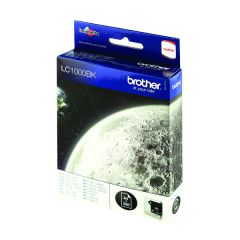 LC1000BK Brother Inkjet Cartridge Black