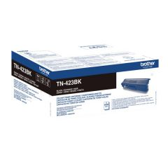 Brother TN423BK High Yield Black Toner Cartridge