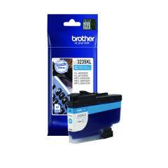 Brother LC3239XLC High Yield Cyan Inkjet Cartridge