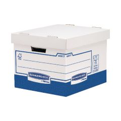 Fellowes Basics Heavy Duty Storage Box Standard