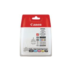 Canon PGI-580/CLI-581 Ink Multi Pack