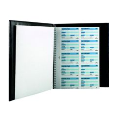 Durable Visitors Book with 300 inserts