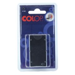 COLOP E/40 Replacement Ink Pad Black (2 Pack)