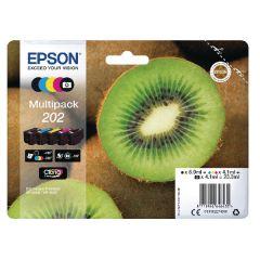 Epson 202 Inkjet Cartridge (5 Pack)