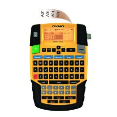 Dymo Rhino 4200 Label Maker QWERTY 19mm Yellow